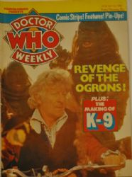 Dr Who Weekly #14